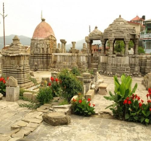 Champawat temple
